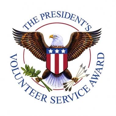 President Volunteer Award