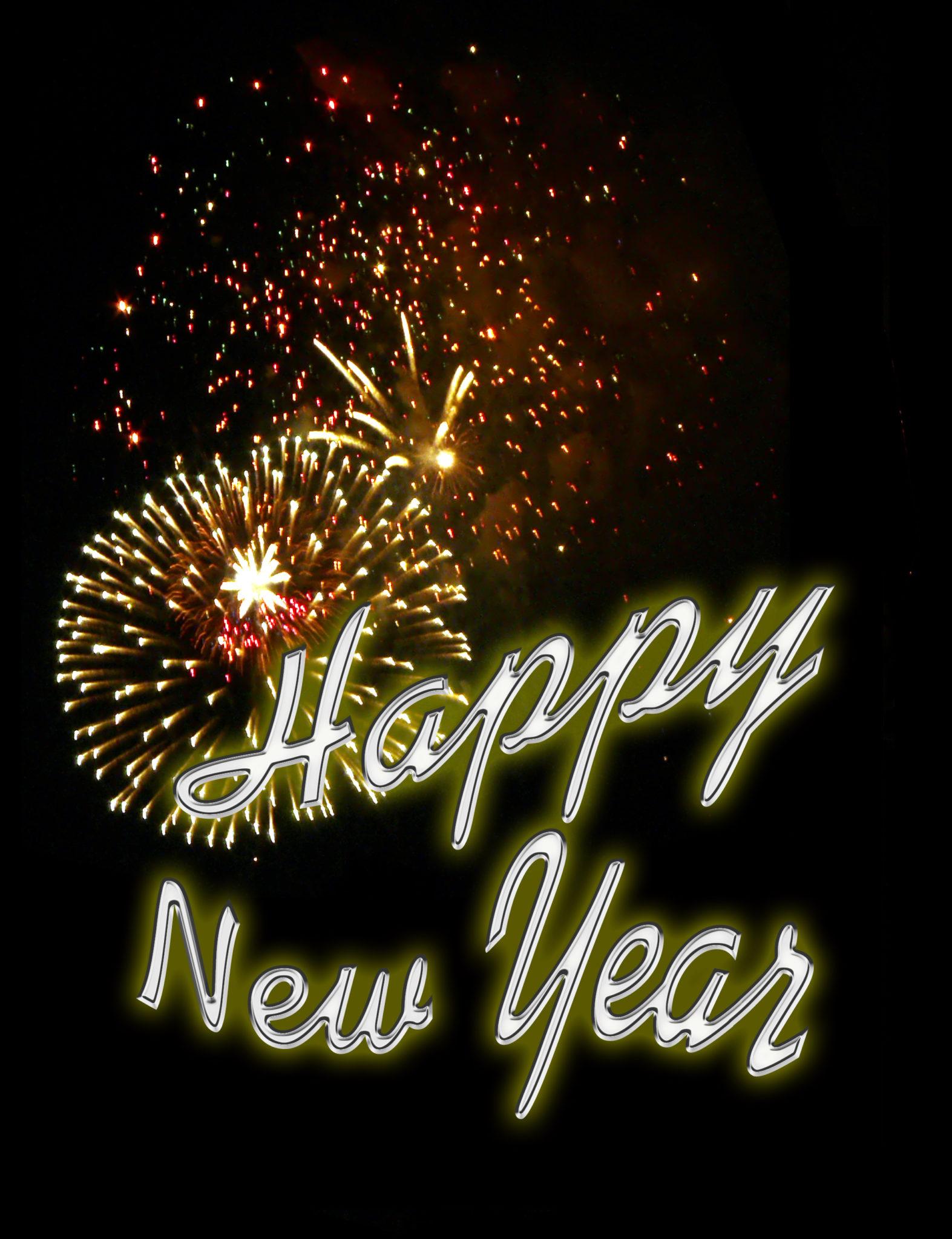 Happy New Year Kinox