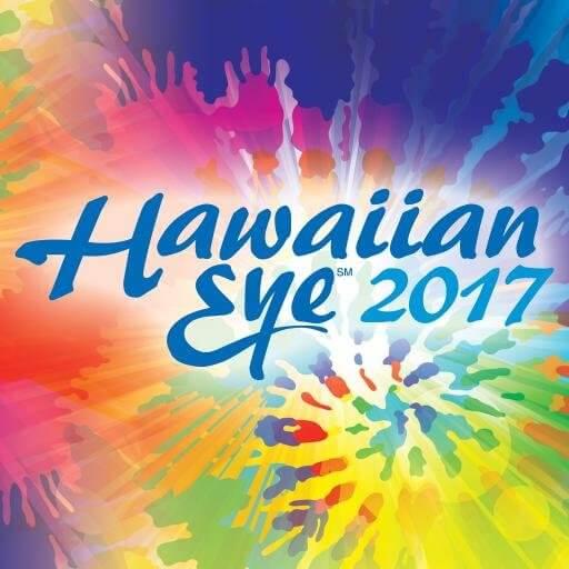 Hawaiin Eye 2017 Logo