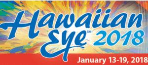 Hawaiian Eye 2018 Logo