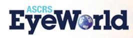 EyeWorld Logo
