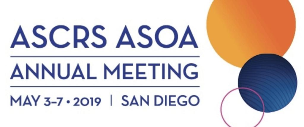 ASCRS - ASOA Annual Meeting Logo